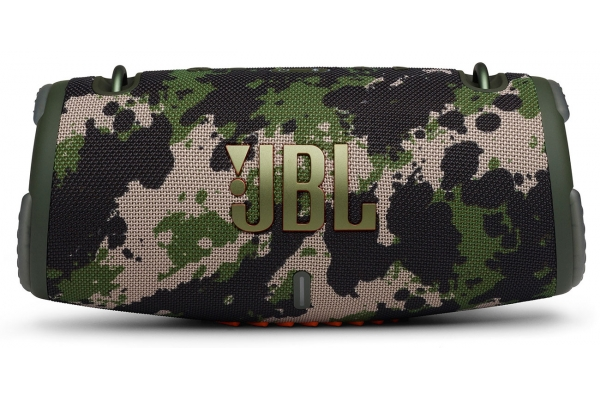 Large image of JBL Xtreme 3 Camo Portable Bluetooth Speaker - JBLXTREME3CAMOAM