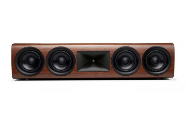 Large image of JBL Synthesis HDI-4500 Satin Walnut 2.5-Way Center Channel Loudspeaker - HDI4500WALAM