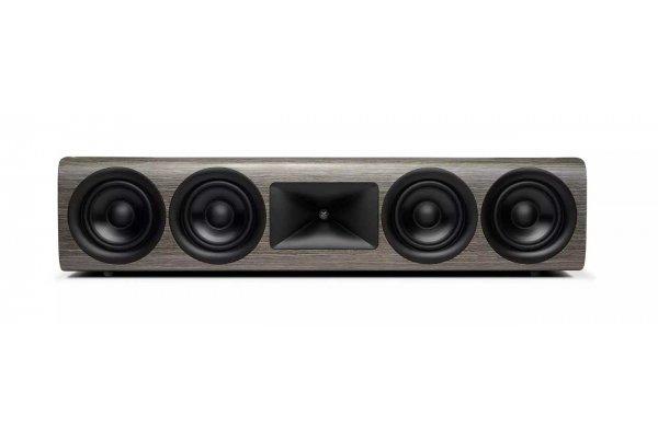 Large image of JBL Synthesis HDI-4500 Gray Oak 2.5-Way Center Channel Loudspeaker - HDI4500GROAM