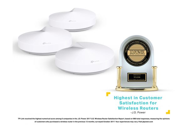 Large image of TP-Link Deco M5 Whole Home Wi-Fi System  - DECOM53PACK