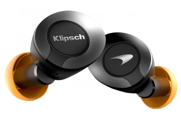 Large image of Klipsch T5 II True Wireless ANC McLaren Edition In-Ear Headphones - 1069155