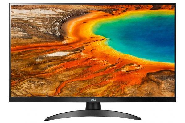 "Large image of LG 27"" Black FHD IPS Display Monitor - 27LP615B"