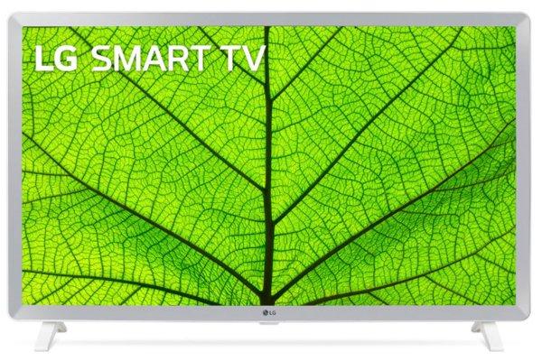 "Large image of LG 32"" White 720p HDR Smart HDTV - 32LM627"