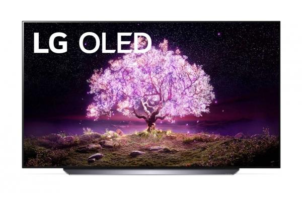 """Large image of LG 55"""" C1 4K HDR Smart OLED TV With AI ThinQ - OLED55C1PUB"""