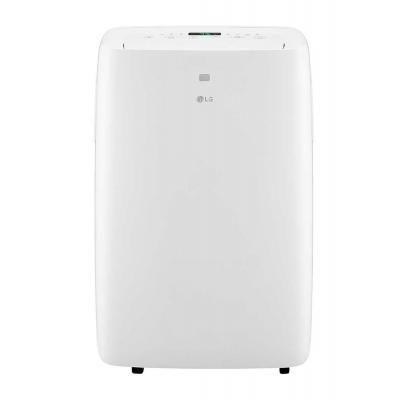 LG 7,000 BTU 115V White Portable Air Conditioner