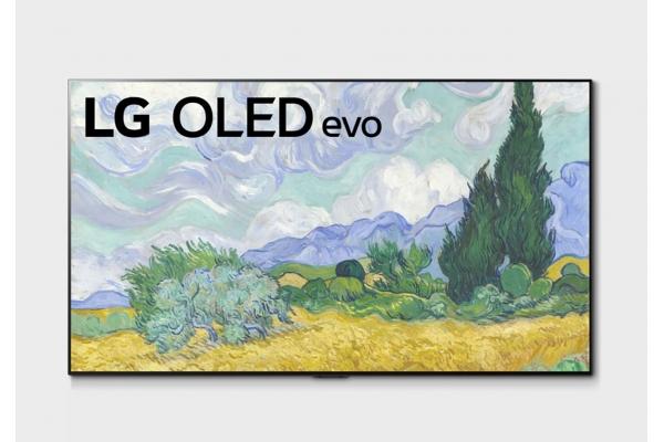 "Large image of LG 77"" G1 4K HDR Smart OLED evo TV With AI ThinQ - OLED77G1PUA"