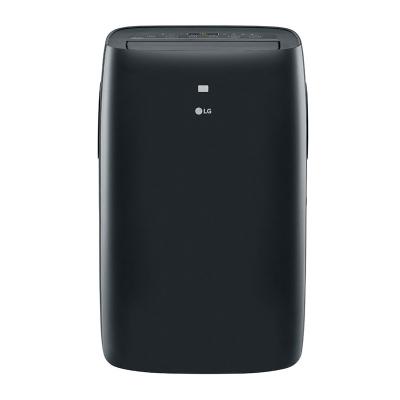 LG 8,000 BTU 115V 3-in-1 Gray Smart Wi-Fi Portable Air Conditioner