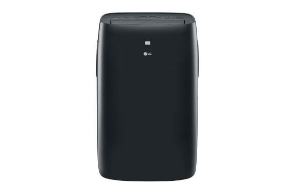 Large image of LG 8,000 BTU 115V 3-in-1 Gray Smart Wi-Fi Portable Air Conditioner - LP0821GSSM