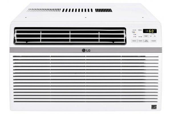 Large image of LG 10,000 BTU 12.1 EER 115V Window Air Conditioner - LW1016ER