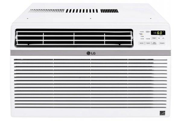 Large image of LG 12,000 BTU 12.1 EER 115V Window Air Conditioner - LW1216ER
