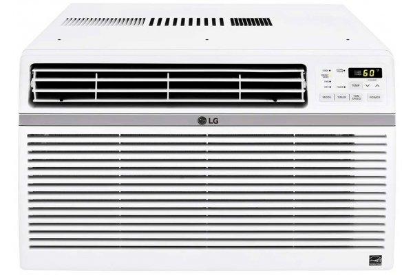 Large image of LG 18,000 BTU 11.9 EER 230/208V Window Air Conditioner - LW1816ER