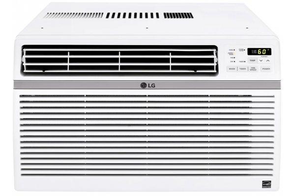 Large image of LG 24,500 BTU 10.3 EER 230/208V Window Air Conditioner - LW2516ER