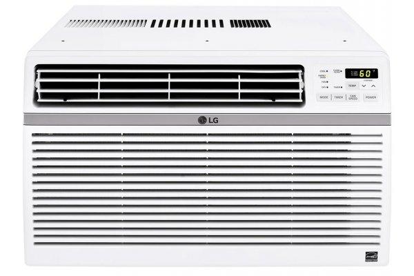 Large image of LG 8,000 BTU 12.1 EER 115V Window Air Conditioner - LW8016ER