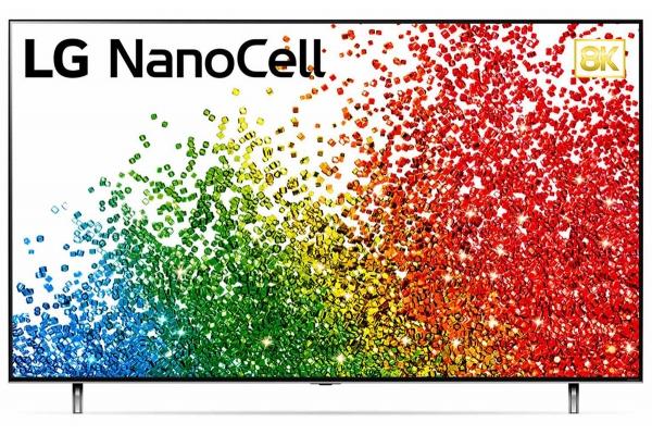 "Large image of LG 65"" NanoCell 99 Series 8K Smart UHD TV With AI ThinQ (2021) - 65NANO99UPA"