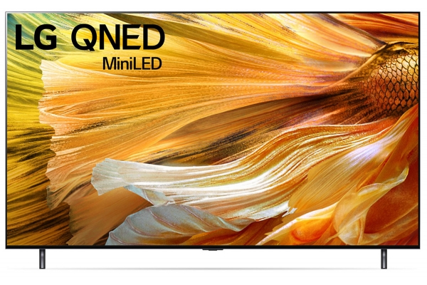 "Large image of LG 75"" QNED MiniLED 90 Series 4K Smart NanoCell TV With AI ThinQ (2021) - 75QNED90UPA"