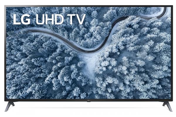 "Large image of LG 75"" UP7070PUD/PUE Series 4K HDR Smart UHD TV (2021) - 75UP7070PUD"