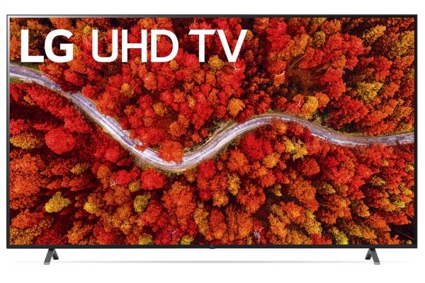 "Large image of LG 75"" UP8070PUA Series 4K Smart UHD TV (2021) - 75UP8070PUA"