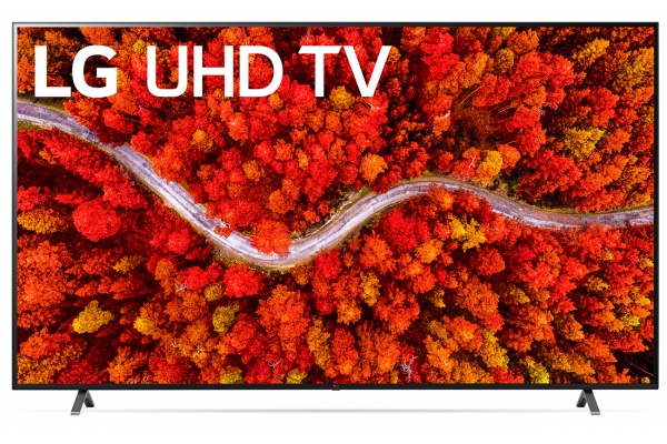 """Large image of LG 86"""" UP8770PUA Series 4K HDR Smart UHD TV With AI ThinQ (2021) - 86UP8770PUA"""