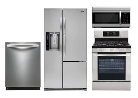 LG - LGAPPACK6 - Kitchen Appliance Packages