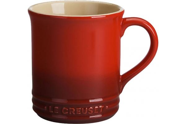 Large image of Le Creuset 14 Oz. Cerise Mug - PG90033AT-0067