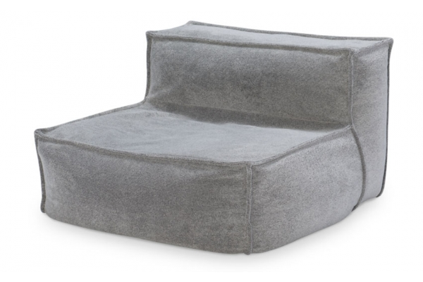 Large image of Legacy Classic Kids Crash Pad Upholstered Armless Chair - 8999-8501