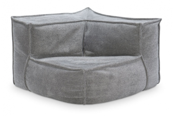 Large image of Legacy Classic Kids Crash Pad Upholstered Corner Chair - 8999-8502