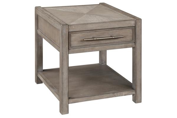 Large image of Legends Furniture Cypress Lane End Table - ZCPL-4100