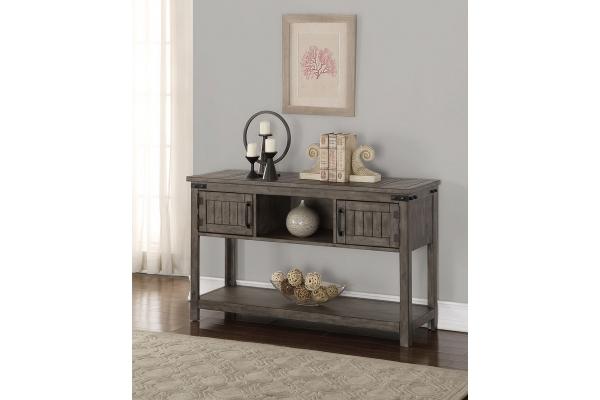 Large image of Legends Furniture Storehouse Sofa Table - ZSTR-4300