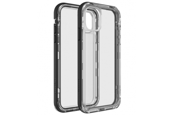 Large image of LifeProof Next Clear/Black Crystal Case For Apple iPhone 11 - 77-62496