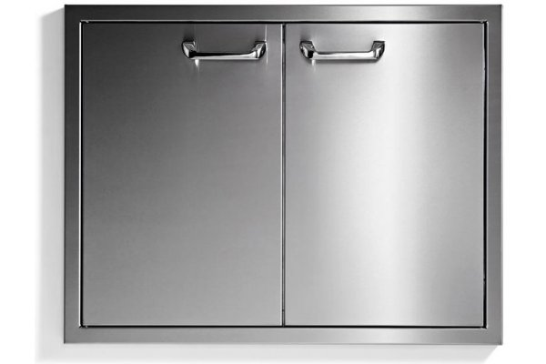 """Large image of Lynx 30"""" Stainless Steel Classic Access Doors - LDR30T"""
