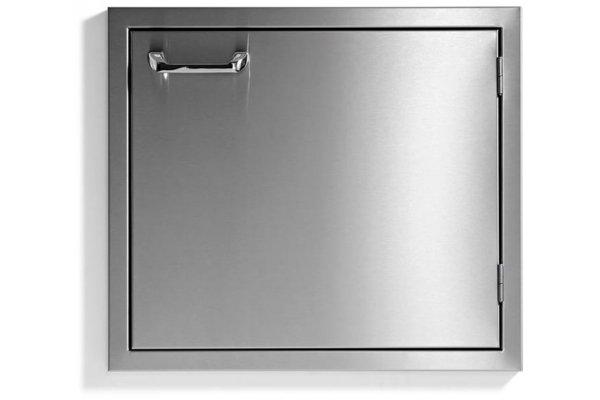 "Large image of Lynx 24"" Stainless Steel Sedona Single Door - LDR424"
