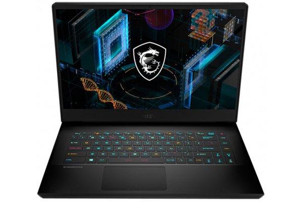 "Large image of MSI Leopard GP66 11UH-444 Core Black 15.6"" Gaming Notebook Intel Core i7-11800H 16GB RAM 512TB SSD, NVIDIA GeForce RTX 3080 - GP66444"