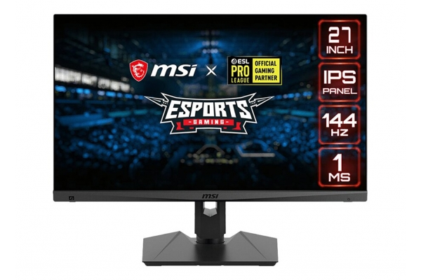 """Large image of MSI Optix 27"""" Full HD 144Hz Gaming Monitor - OPTIXMAG274R"""