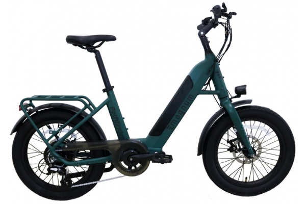 Large image of Magnum Ocean Pathfinder 500W Electric Bike - PATHFINDER-BLU-500W