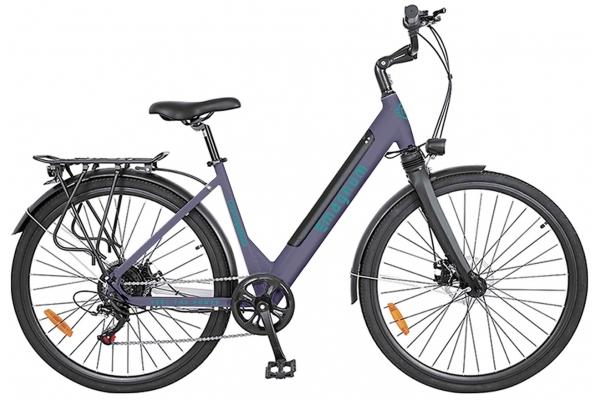 "Large image of Magnum Purple ""Cosmo"" Cosmopolitan 350W Electric Bike - COSMO-PUR"