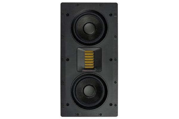 Large image of MartinLogan Motion XTW5-LCR White In-Wall Speaker (Each) - XTW5LCR