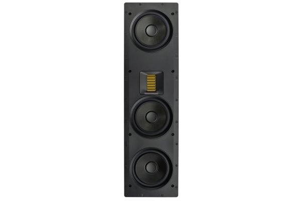 Large image of MartinLogan Motion XTW6-LCR White In-Wall Speaker (Each) - XTW6LCR