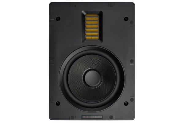 Large image of MartinLogan Motion XTW6 White In-Wall Speaker (Each) - XTW6