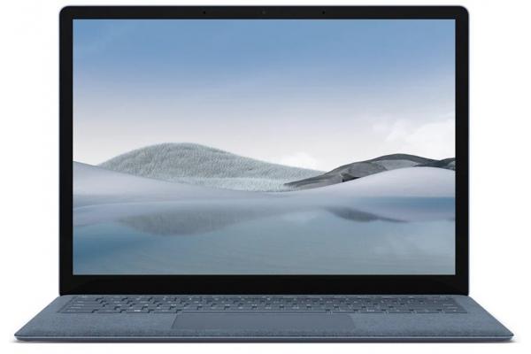 "Large image of Microsoft Surface Laptop 4 13.5"" Ice Blue Laptop Intel i7-1185G7 16GB RAM 512GB SSD, Intel Iris Xe Graphics - 5EB-00024"