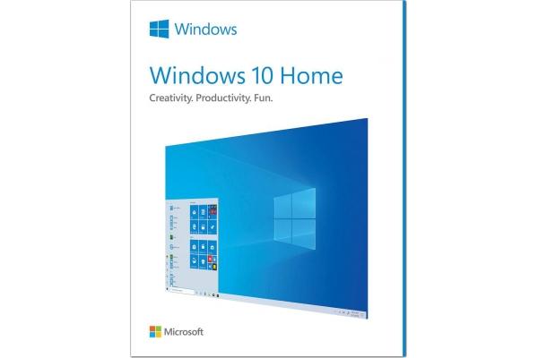 Large image of Microsoft Windows 10 Home 32/64-Bit - HAJ-00052