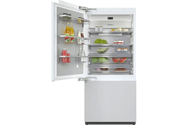 "Large image of Miele MasterCool 36"" Panel Ready Built-In Fridge-Freezer - 11502940"