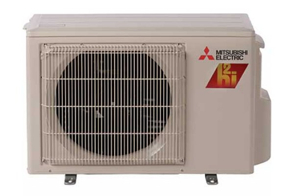 Large image of Mitsubishi 9,000 BTU Cooling And Heating Outdoor Unit - MUFZ-KJ09NAHZ-U1