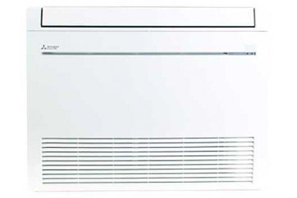 Large image of Mitsubishi M-Series 12,000 BTU Floor-Mounted Indoor Unit - MFZKJ12NA-U1