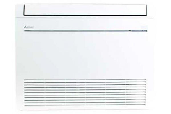 Large image of Mitsubishi M-Series 17,000 BTU Floor-Mounted Indoor Unit - MFZKJ18NA-U1