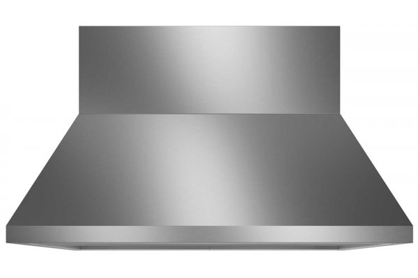 """Large image of Monogram 48"""" Stainless Steel Professional Hood With QuietBoost Blower - ZVW1480SPSS"""