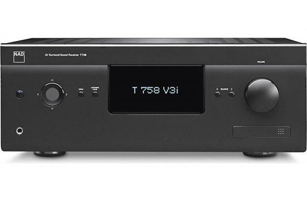 Large image of NAD T 758 V3i A/V Surround Sound Receiver - T758V3I