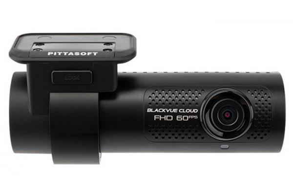 Large image of NAV-TV BlackVue DR750X-1CH Dash Camera With 32GB microSD Card - NTV-KIT984