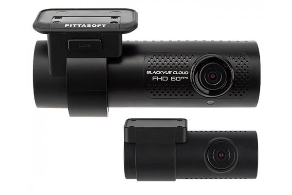 Large image of NAV-TV BlackVue DR750X-2CH Dash Camera With 32GB microSD Card - NTV-KIT983