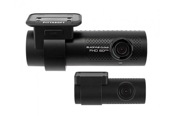 Large image of NAV-TV BlackVue DR750x-2CH Plus FHD Dash Camera - NTV-KIT993P