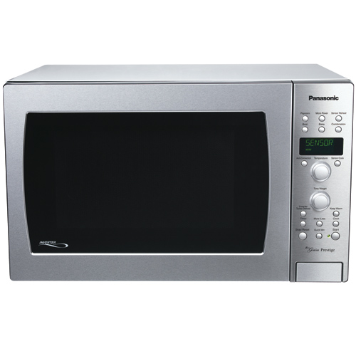 Panasonic 1 5 Cu Ft Microwave Oven Stainless Nn Cd989s
